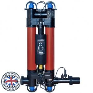 Ультрафиолетовая фотокаталитическая установка Elecro Quantum Q-130 (2*55 Вт