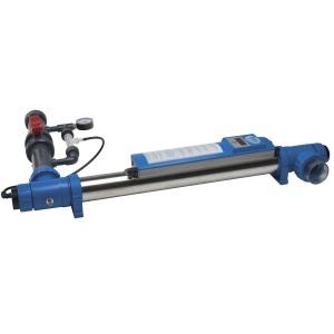 Установка ультрафиолетовая Van Erp с медным ионизатором Blue Lagoon Ionizer UV-C 40000 арт. B200002/BH04402