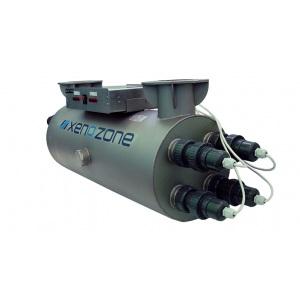Установки ультрафиолетовой дезинфекции воды УФУ-20 с ультразвуковым устройством, 20 м3/час