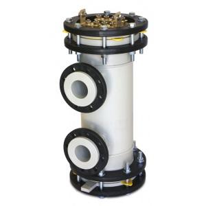 Устройство электролиза AstralPool Pro-Chlore Salt A-300EX, производительность 300 г/ч, минимальный поток 50 м3/ч, самоочищающийся, 16 электродов арт. 35256