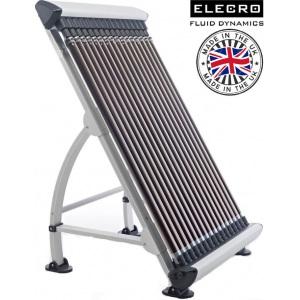 Вакуумный солнечный коллектор-нагреватель Elecro Thermecro