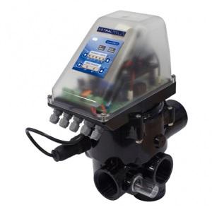 Вентиль многопозиционный автоматический AstralPool Vrac Basic, 3,5 бар, резьба 1 1/2′, конфигурация боковая, 14 м3/ч, 230 В арт. 70768 / 57186