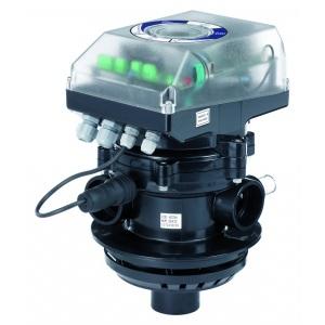 Вентиль многопозиционный автоматический AstralPool Vrac Flat, 3,5 бар, резьба 1 1/2′, конфигурация верхняя, 12 м3/ч, 230 В арт. 43512