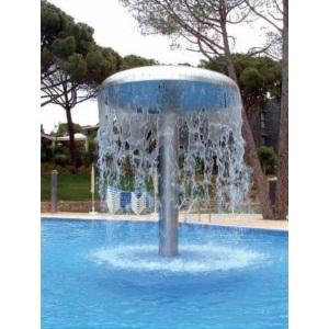 Водопад-фонтан Flexinox Гриб д. 1,7 м полиэстер (красный) арт. 87186072