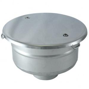 Водозабор Аквасектор, 20 м³/ч, Ø 154 мм, подключение ВР 2′, под плёнку, AISI-304 арт. АС 08.020