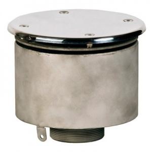Водозабор Xenozone с антивихревой крышкой д.165х100 (плитка) G3′ (боковое) (наружн.) нержавеющая сталь AISI-304 /ВЗ.625.1-1/ арт. ВЗ.625.1-1