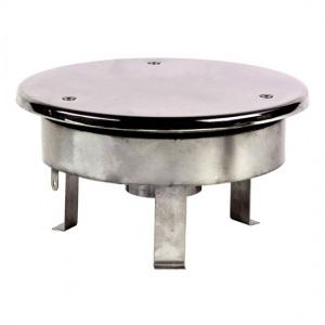 Водозабор Xenozone с антивихревой крышкой d=250 мм, 2,5′ ВР (под плёнку) AISI-304 арт. ВЗ.525.2