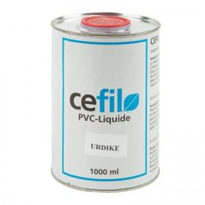 Жидкий ПВХ Cefil прозрачный, 1 л