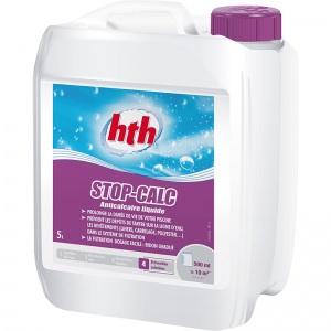 Жидкое средство от известковых отложений HTH