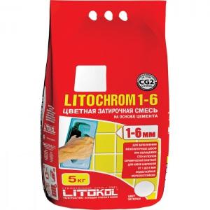 Затирочная смесь Litokol Litochrom 1-6