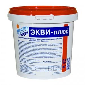 Экви-плюс Маркопул (pH-плюс) порошок ведро 0,5кг