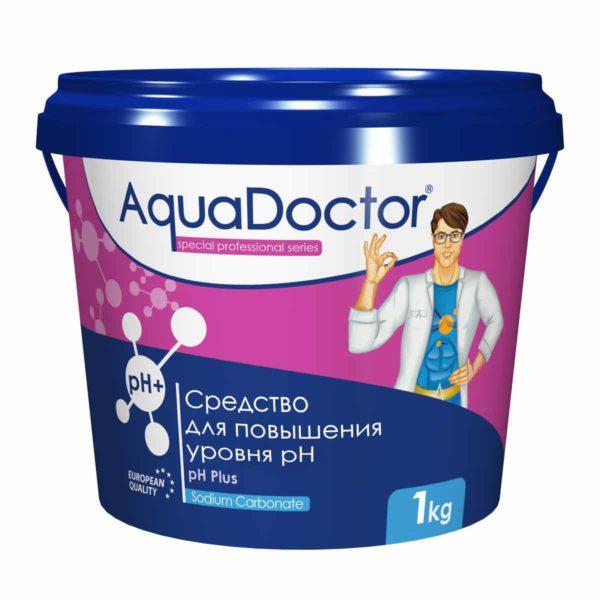 pH-плюс гранулы AquaDoctor, 1 кг