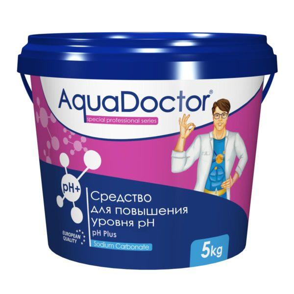 pH-плюс гранулы AquaDoctor, 5 кг